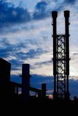 Industriella — Stockfoto