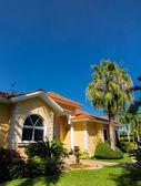 Caribbean house, Playacar, Playa del Carmen — Foto de Stock
