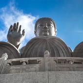 Tian Tan Buddha — Stockfoto