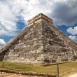 Chichen Itza, mayan pyramid in Yucatan, Mexico — Stock Photo #71784903