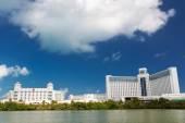 Riu hotels at Cancun — Stock Photo