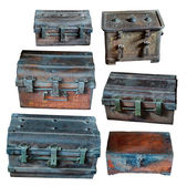 Chests boxes — Stock Photo