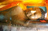 Phnom Kulen Buddha — Stock Photo