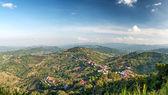 Panorama de tailandia del norte — Foto de Stock