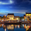 Hoi An old town in Vietnam — Stock Photo #56087537
