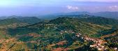 Chiang Rai hills — Stock Photo