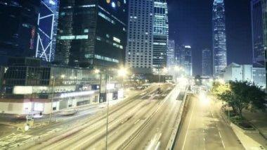 在公路上行驶的车辆 — 图库视频影像