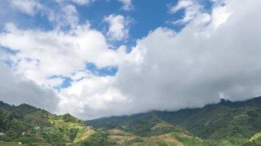 Terrazzi del riso di Ifugao, — Video Stock