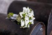 Wedding bouquet of flowers — Stockfoto