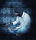 Hacker — Stock Photo