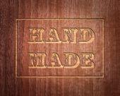 Hand made — Stock Photo