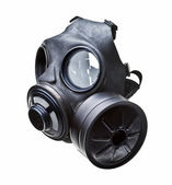 Canadian gas mask — Stock Photo