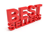 Best sellers — Stock Photo