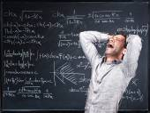 Desperate teacher — Stock Photo