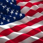 American flag — Stock Photo #75007665