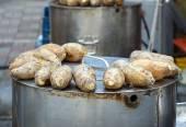 焼き芋 — ストック写真