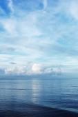 Blue sea. — Stock Photo