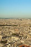 Paris, aerial view. — Stock Photo