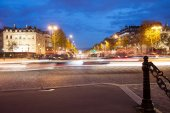 Street in Paris. — Stock Photo