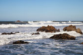 Atlantic waves at Portugal coast. — Stock Photo