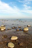 Calm at Baltic sea. — Stock Photo