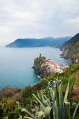 Vernazza, Cinque terre, Italy. — Stock Photo