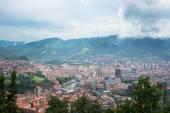 Bilbao city, Spain. — Stock Photo