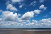 Gulf of Riga, Baltic sea. — Stock Photo