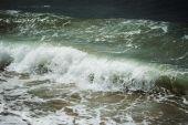 Splashing wave. — Stock Photo