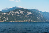 Como lake, Italy. — Stock Photo