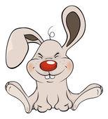 Little rabbit — Stock Vector