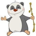 Panda. — Stock Vector #59290797