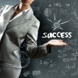Business concept — Stock Photo #52012475