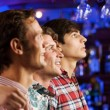 Young men watching match — Stock Photo #52589381