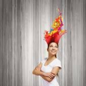 Concepto de creatividad — Foto de Stock