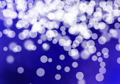 Bokeh background with lights — Stock Photo