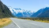 Paysage de Nouvelle-Zélande — Photo