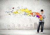 Creative thinking — Stock Photo