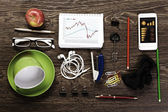 Office table — Stock Photo