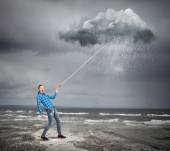Weather forecasting — Stock Photo