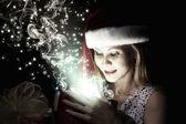 Vánoční překvapení — Stock fotografie