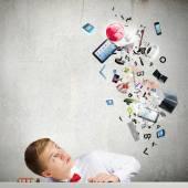 Modern technologies — Stock Photo