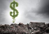 Ahorro de dinero — Foto de Stock