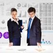Business analytics — Stock Photo #54906813