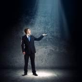 Imprenditore nei guai — Foto Stock