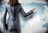 Globalization concept — Stock Photo