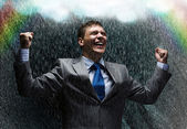 Success in business — Stock Photo
