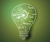 бизнес-идеи — Стоковое фото
