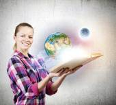 Education advantage — Stock Photo
