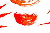 Paint smears — Stock Photo